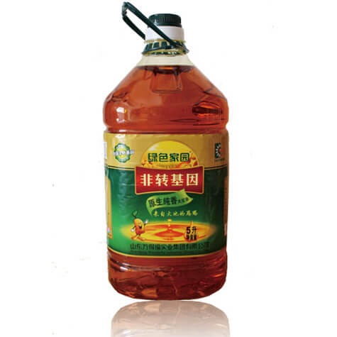 Three non GM soybean oil(5L)