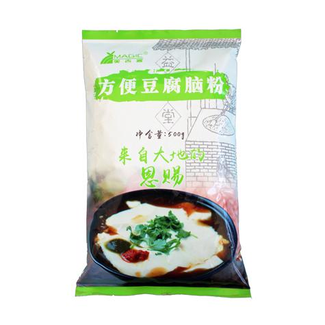 Bean curd jelly powder(500g)